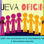 Online-Terminbuchung von Projekt Puente