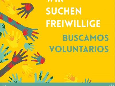 Buscamos Voluntario!