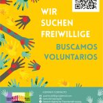 Buscamos Voluntario!