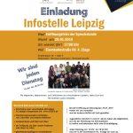 Eröffnungsfeier Projekt Infostelle 29.01.2019