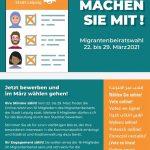 Elecciones para el Consejo de Inmigrantes de la Ciudad de Leipzig (Migrantenbeirat)