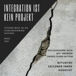 La integración no es un proyecto. — Carta abierta de la sociedad civil Resumen de los contenidos más importantes en lenguaje sencillo.